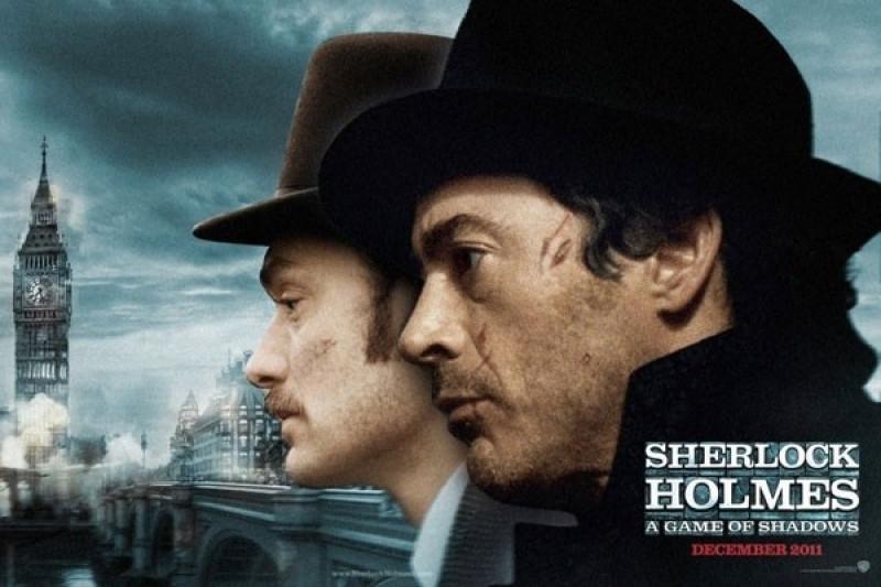 """Dexter Fletcher akan sutradarai """"Sherlock Holmes"""""""