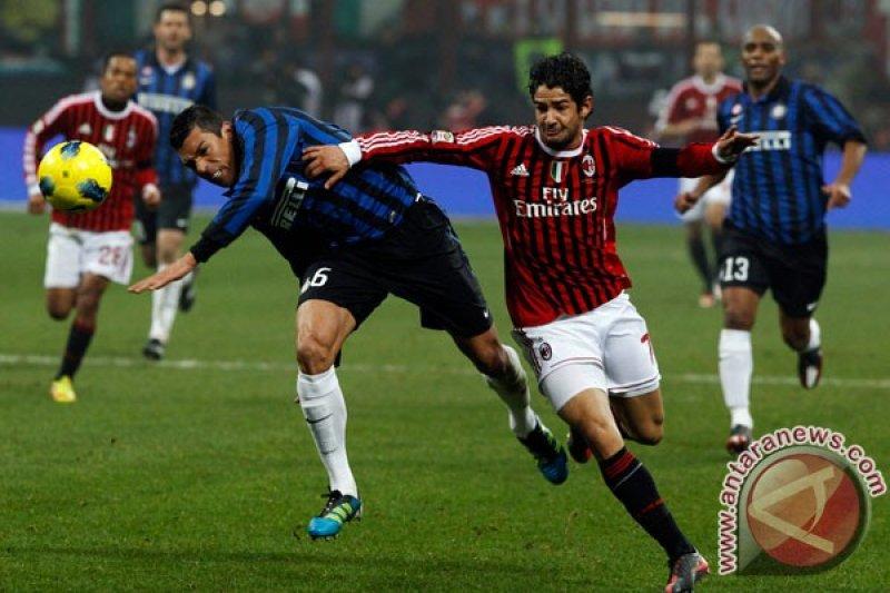 AC Milan bekerja sama Inter Milan bangun stadion baru
