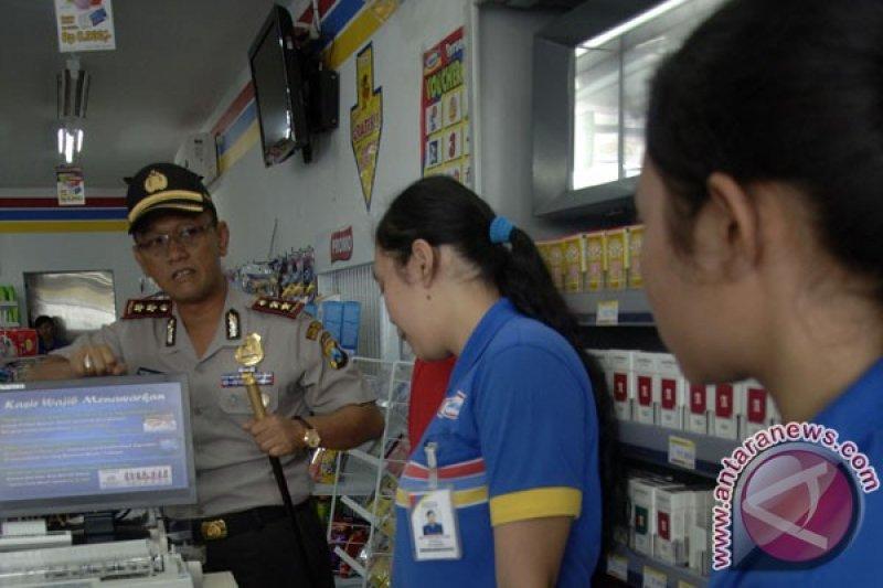 Polisi Pekanbaru ringkus komplotan perampok 14 minimarket