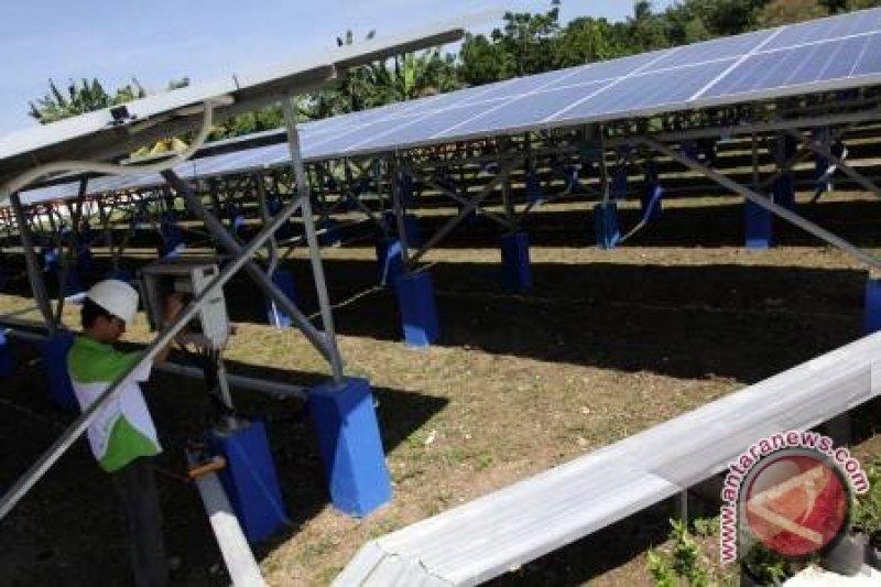 Pemerintah apresiasi industri pemanfaat PLTS atap