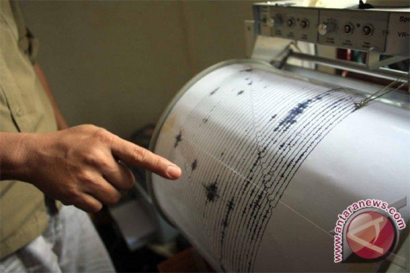 Gempa bumi 5,2 SR guncang Nias Selatan