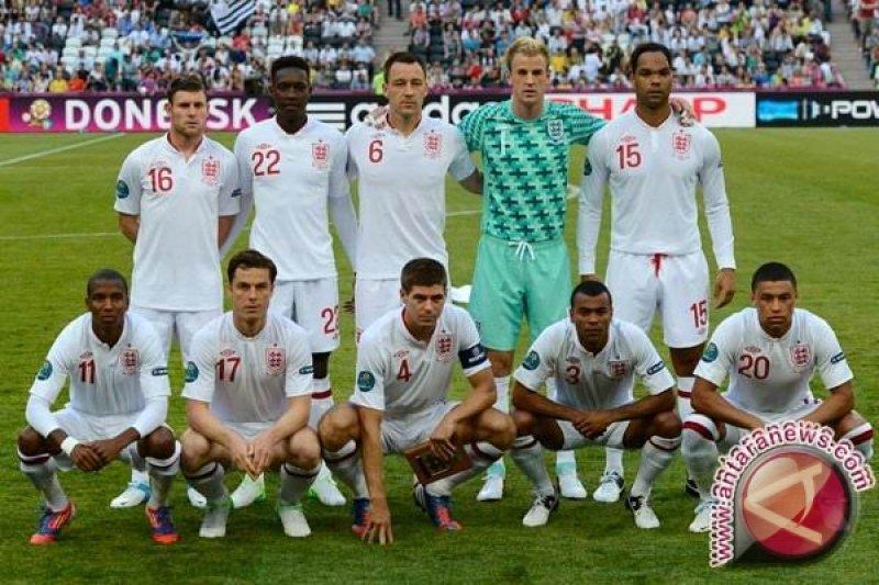 Southgate akan pimpin Inggris sampai Piala Dunia 2022