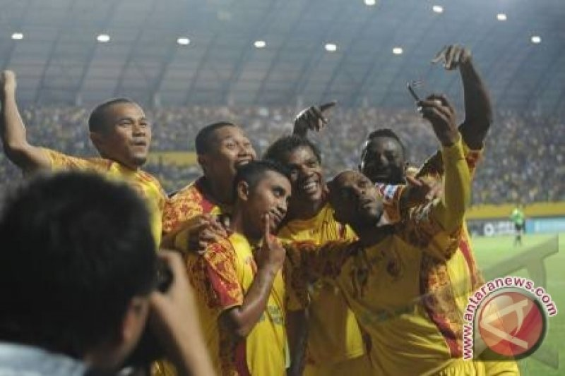 Gubernur Sumsel harapkan Sriwijaya FC dipertahankan