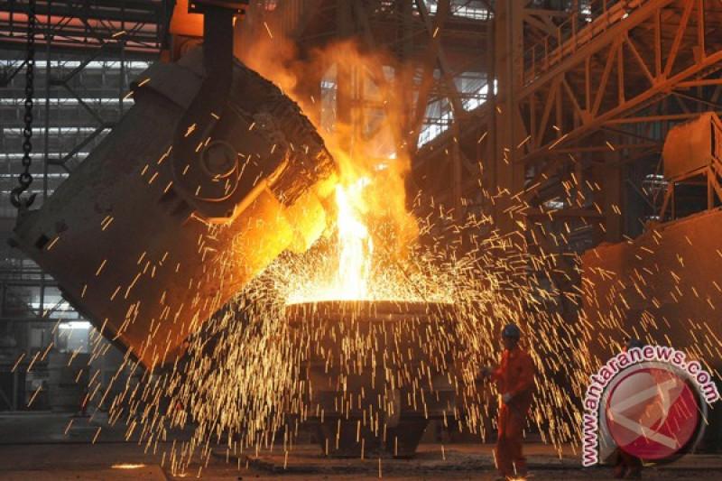 Pabrik baja China di Kendal akan jadi terbesar di Asia