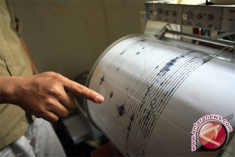 Gempa susulan masih terus menguncang Lomok