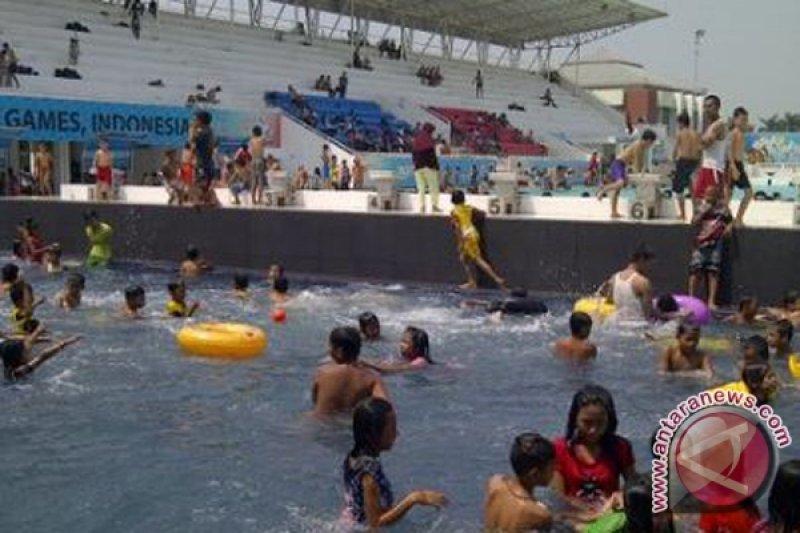 Pemkab berikan kesempatan perusahaan kelola kolam renang Baturaja