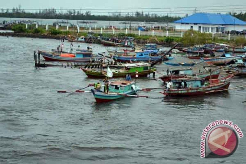 Gelombang pasang Pelabuhan Panjang satu meter
