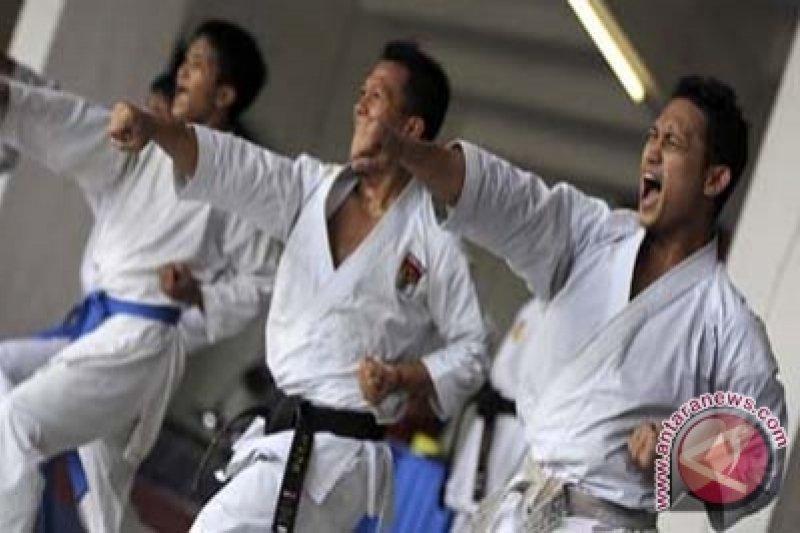 Delapan karateka perkuat Sultra  di Piala KASAD