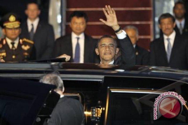 Obama akan kunjungi keraton Yogyakarta