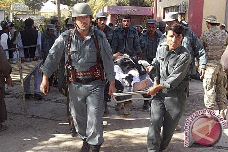 Ledakan di masjid Afghanistan saat shalat Jumat,  bunuh sedikitnya 62 orang