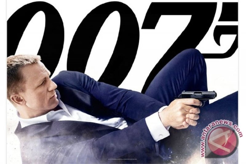 """James Bond 25"" rilis 8 April 2020"