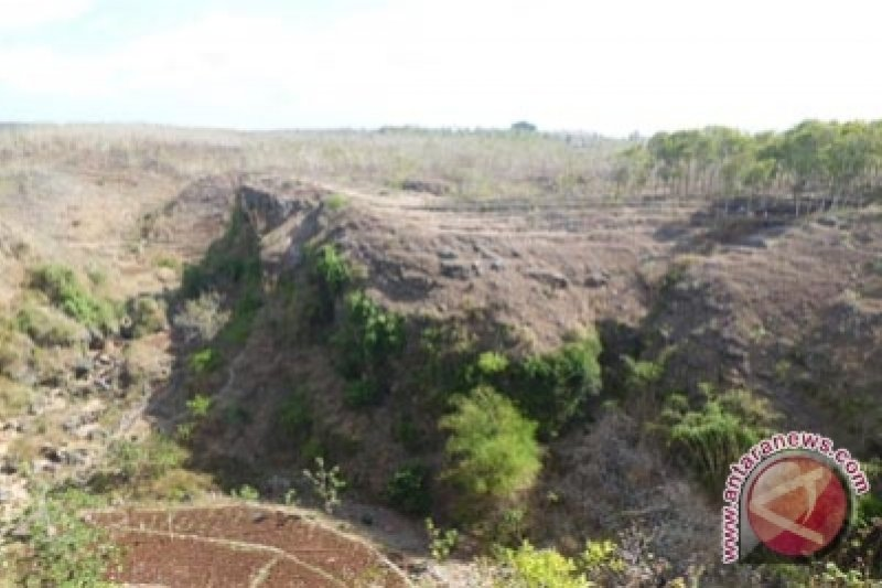 Dispar tingkatkan pengetahuan guru tentang Geopark Gunungsewu