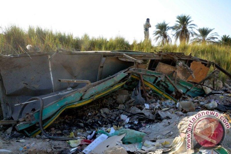 Kecelakaan kereta api di Mesir sebabkan 11 orang tewas, 98 terluka