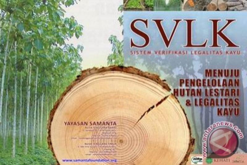 """SVLK untuk mewujudkan Indonesia tanpa """"kayu haram"""""""