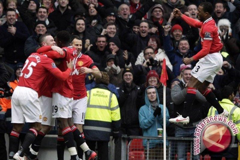 Manchester United selesaikan perekrutan Depay