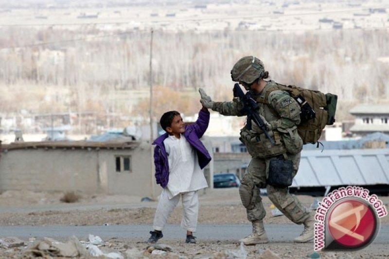 Pasukan khusus AS tewas di Afganistan