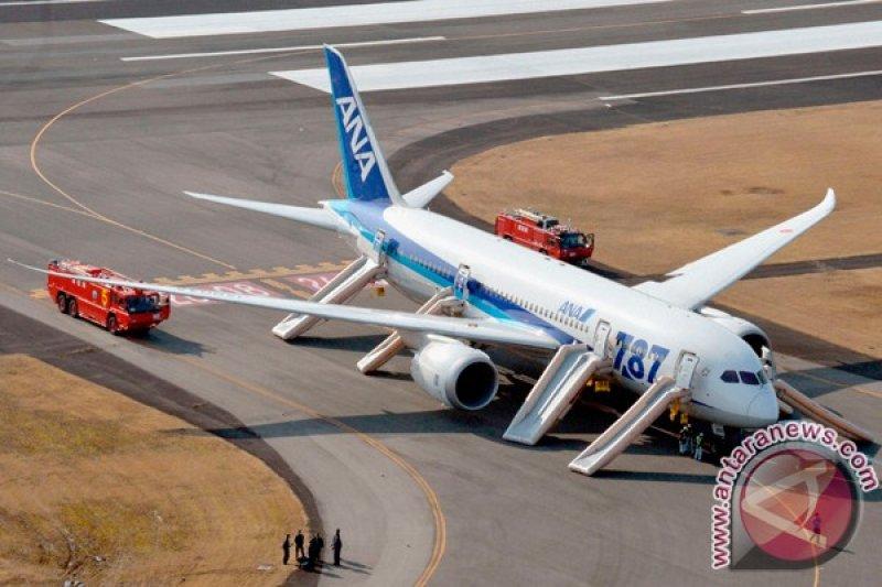 Pesawat Iran mendarat darurat di bandara Teheran