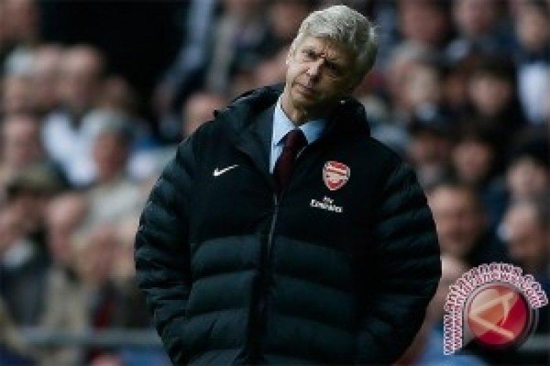 Wenger sangat sedih Atletico hancurkan mimpi indahnya