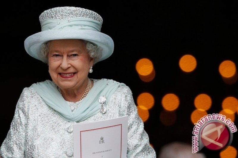 Foto pertama Ratu Elizabeth di Instagram