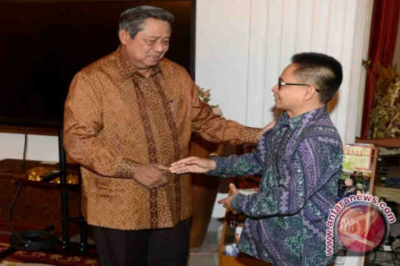 "SBY : Tidak Ada Pikiran ""Ngrecoki"" Jokowi"