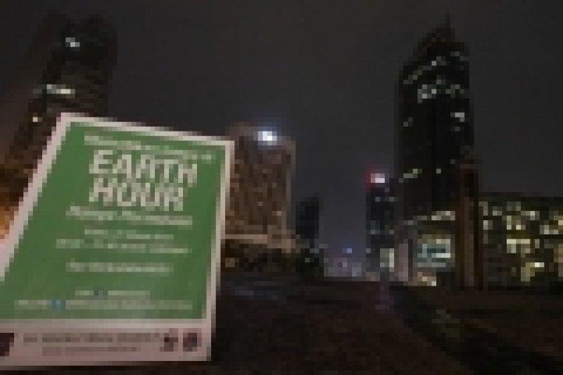 """Empat hotel di Pekanbaru matikan lampu untuk """"Earth Hour"""" 2019"""