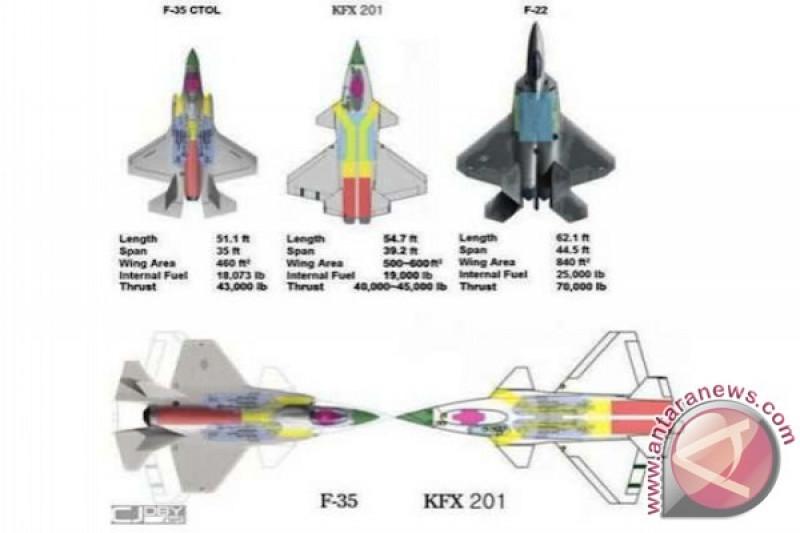 Korea Selatan berharap proyek pesawat KFX/IFX segera dilanjutkan