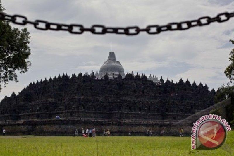 """Seniman Bali pameran """"Kamadhatu"""" di Borobudur"""