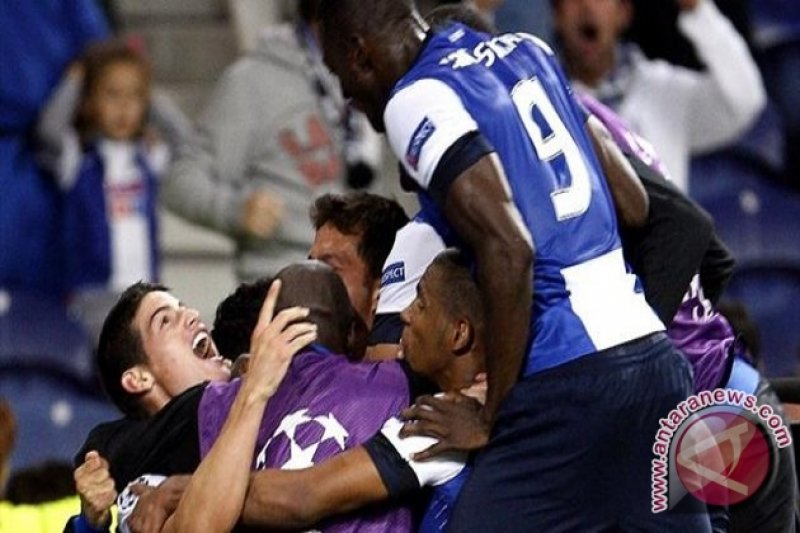 FC Porto Juara Liga Portugal