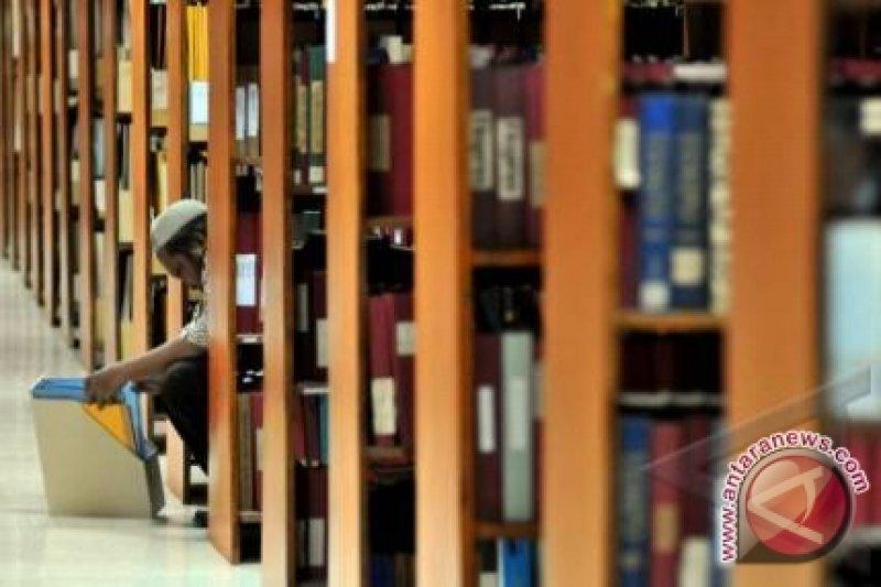 Seluruh perpustakaan perguruan tinggi di Indonesia akan terkoneksi