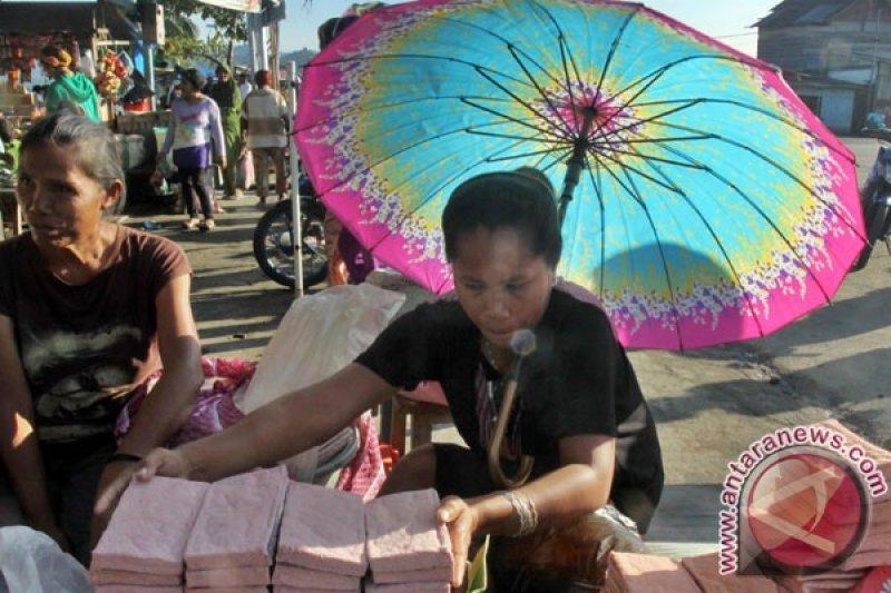 Warga lokal Maluku mulai tinggalkan sagu dan beralih ke beras