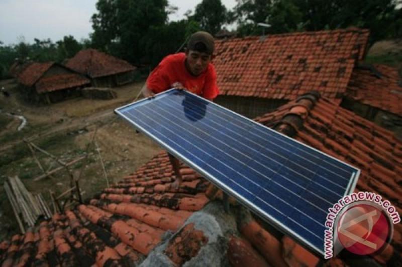 Aesi catat 400 rumah pasang panel surya