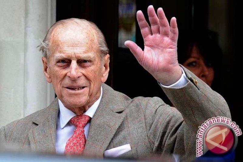 Pangeran Philip tidak hadapi tuntutan atas kecelakaan mobil