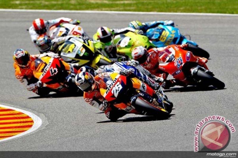 Cal Crutchlow absen di MotoGP Valencia