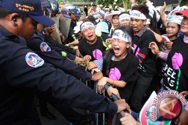 Pemimpin oposisi Kamboja Kem Sokha dibebaskan dari tahanan rumah