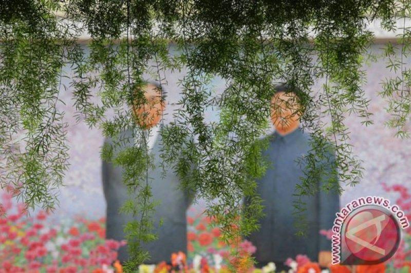 KBRI Pyongyang raih penghargaan pada festival bunga