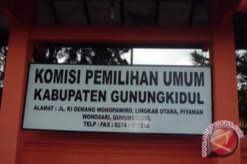 KPU Gunung Kidul ajukan tambahan 200 kotak suara