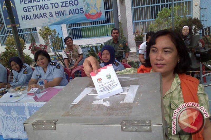 LP wanita Palembang over kapasitas hingga 400 persen