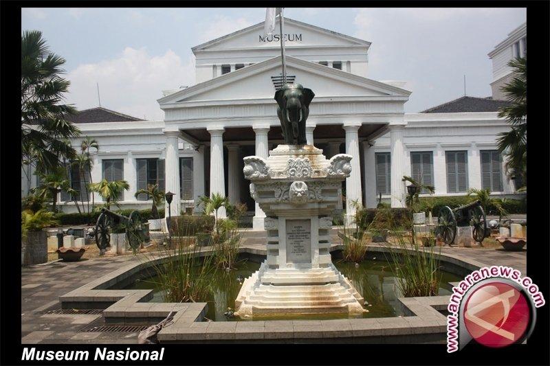 Teater Koma tarik pengunjung ke Museum Nasional