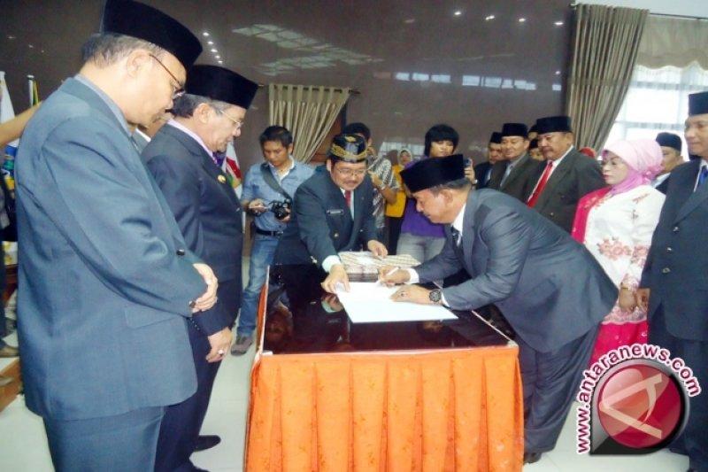Haris Rengga Penjabat Bupati Morowali Utara
