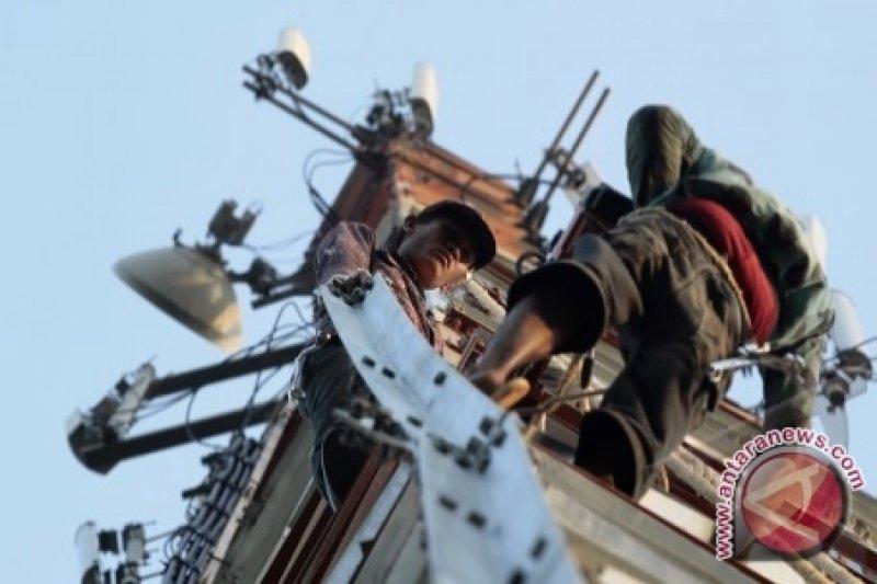Dishub belum rekomendasikan pendirian menara Desa Jagalan