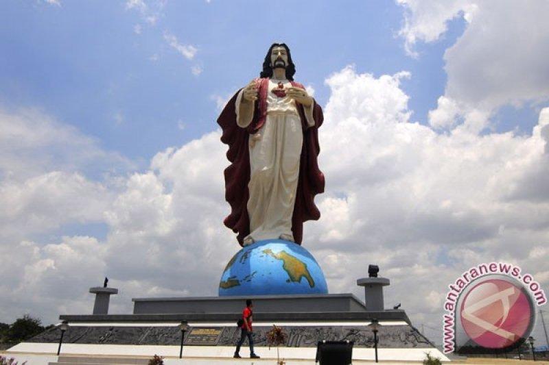 Papua hentikan proyek pembangunan Patung Yesus