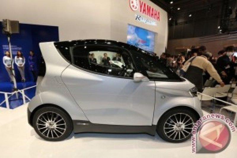 Yamaha dan Gordon Murray Kenalkan City Car