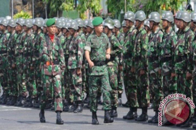 Korem 162/WB berangkatkan umrah Babinsa berprestasi