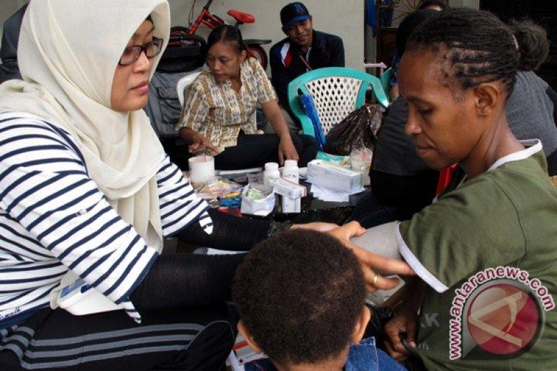 Tidak ada wabah muntaber di Mimika, sebut Dinkes Papua