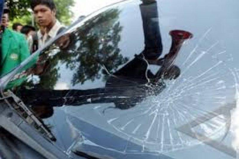 Pencuri Modus Pecah Kaca Mobil Ditangkap