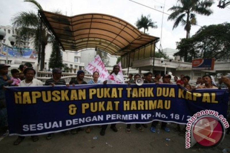 Bakamla diminta tokoh nelayan Sumut tertibkan pukat trawl