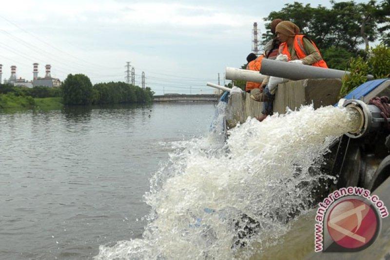 Jakarta Utara pastikan pompa air siap digunakan saat musim hujan