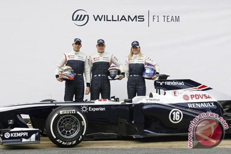 Tim Williams F1 umumkan kemitraan dengan Petrobras