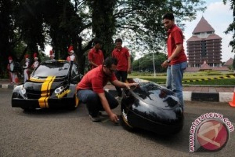 Kalabia Evo-4 Tim Sadewa Otto UI Pecahkan Rekor Asia