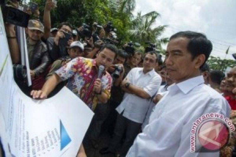 Jokowi Bantah Pernah Utus Bimo ke China
